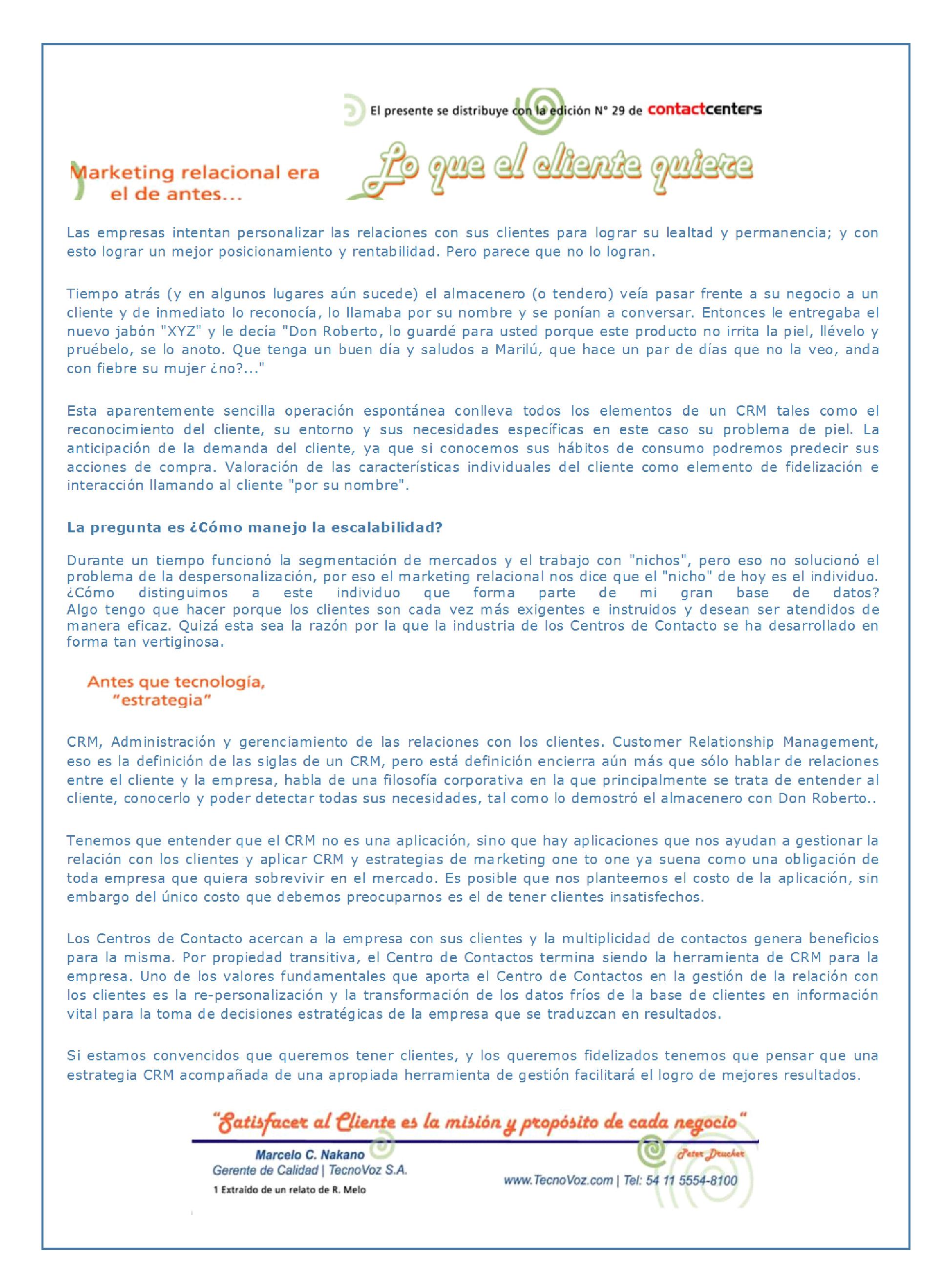 2. La configuración de las empresas de Call Centers | La ...