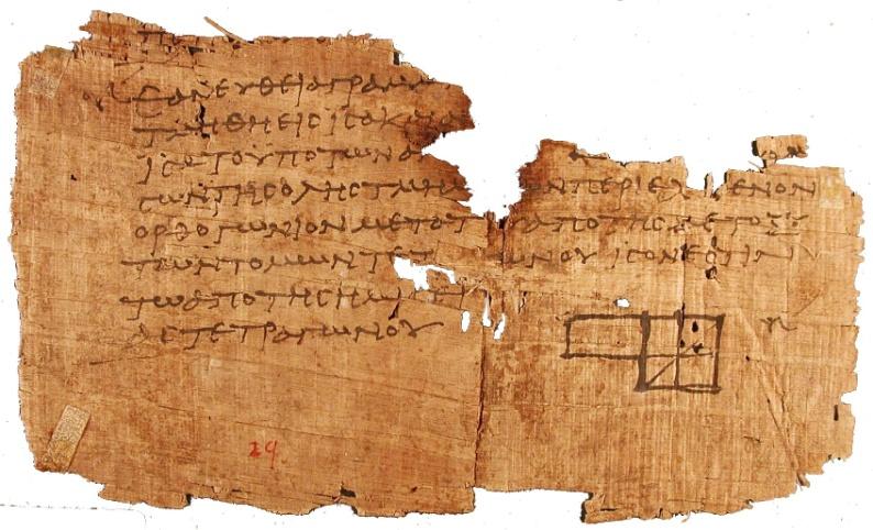 Resultado de imagen para volumen papiro