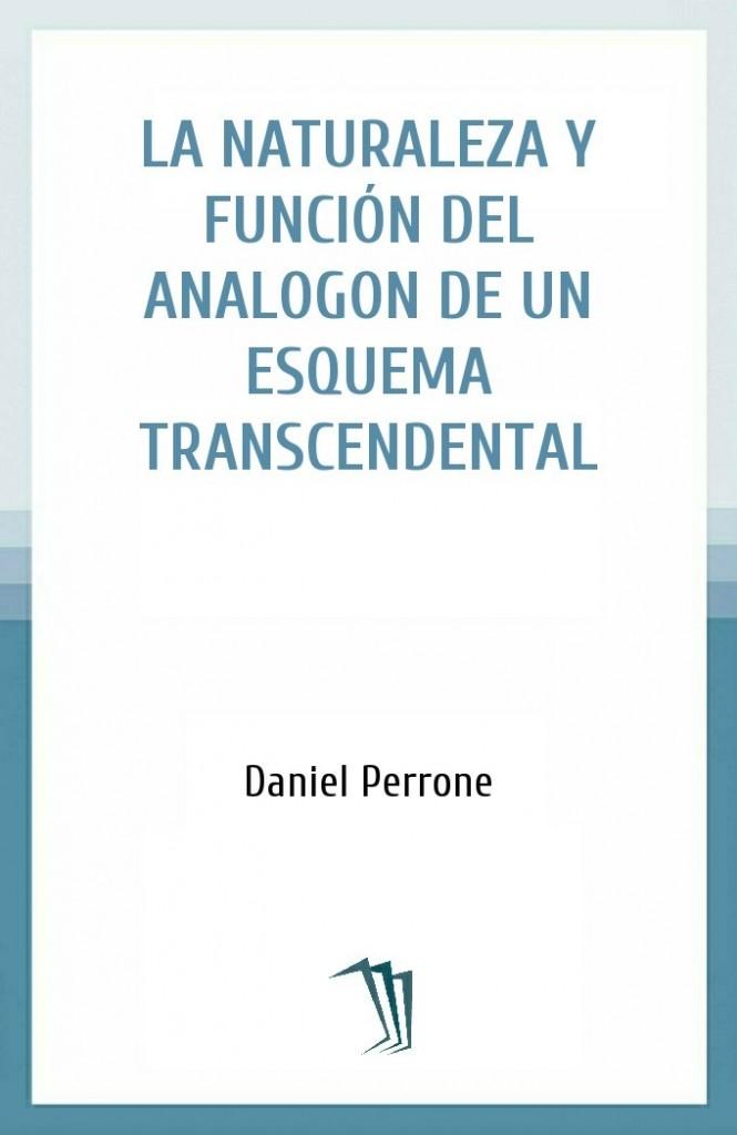 La naturaleza y función del analogon de un esquema transcendental