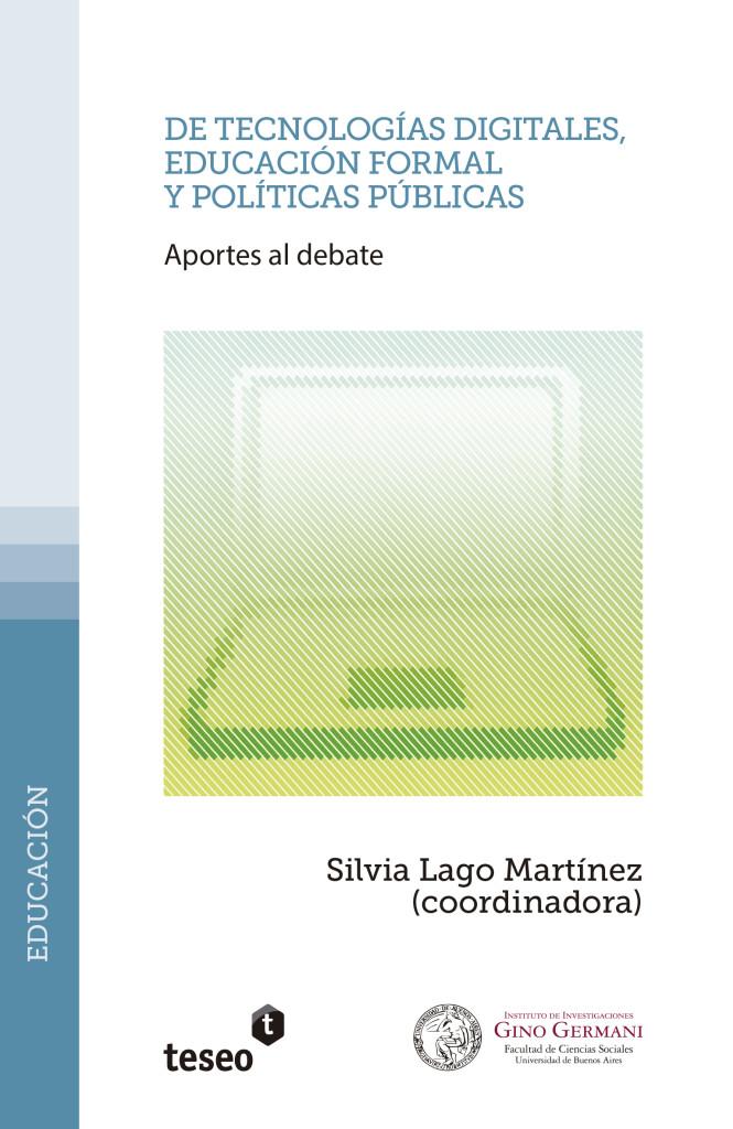 De tecnologías digitales, educación formal y políticas públicas