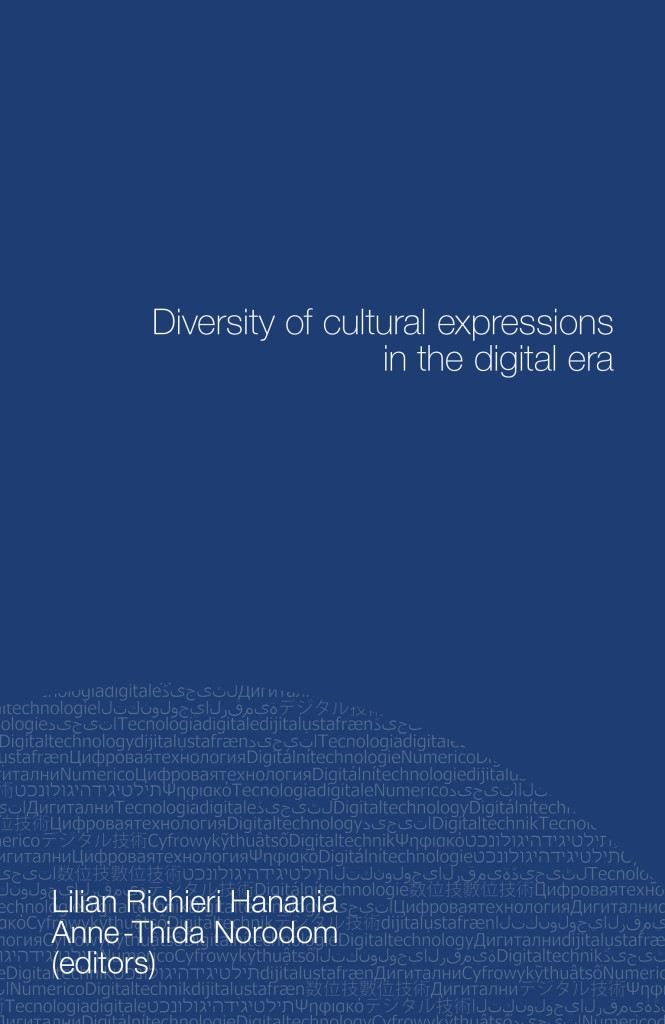 Diversity of Cultural Expressions in The Digital Era