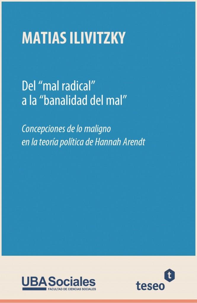 """Del """"mal radical"""" a la """"banalidad del mal"""""""