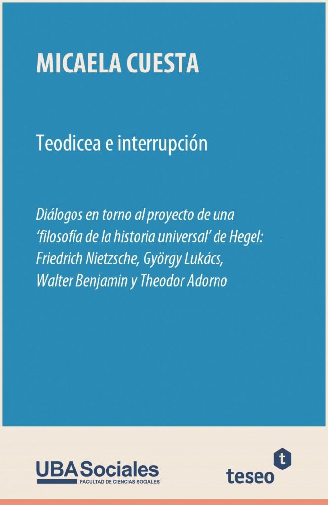 Teodicea e interrupción