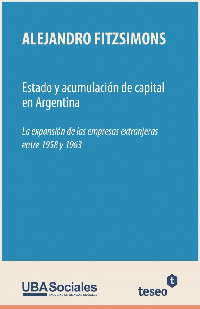Estado y acumulación de capital en Argentina