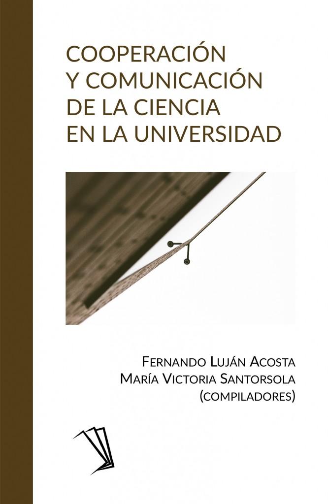 Cooperación y comunicación de la ciencia en la universidad