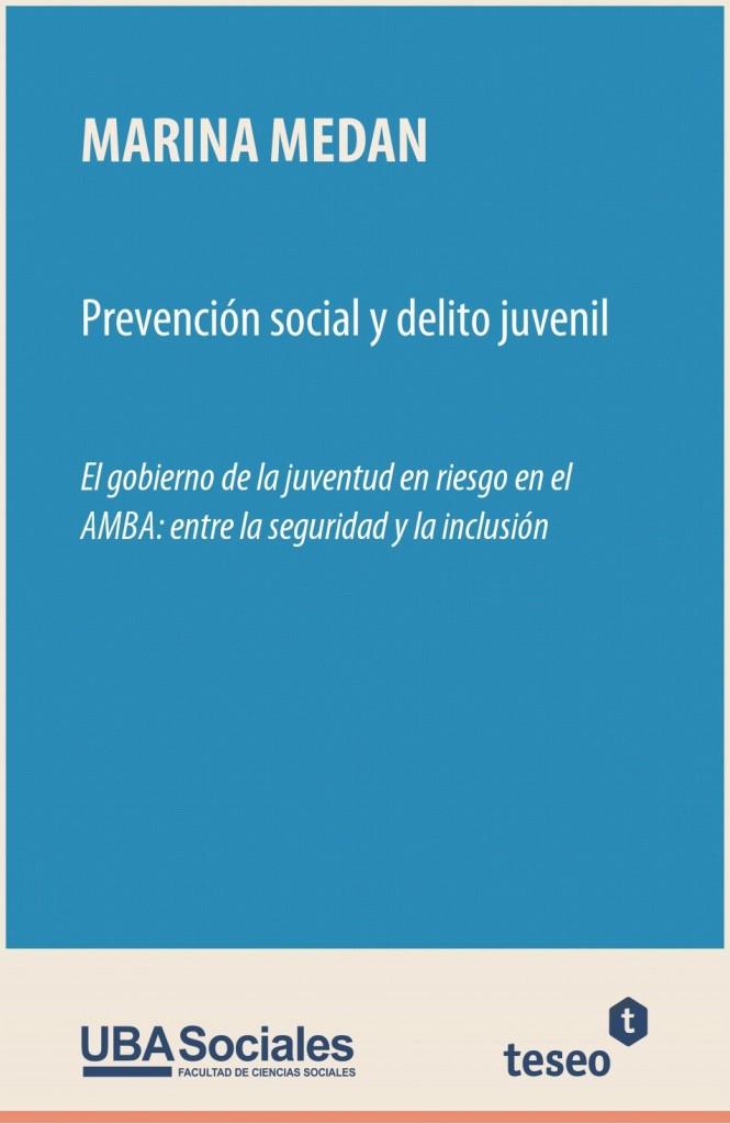 Prevención social y delito juvenil