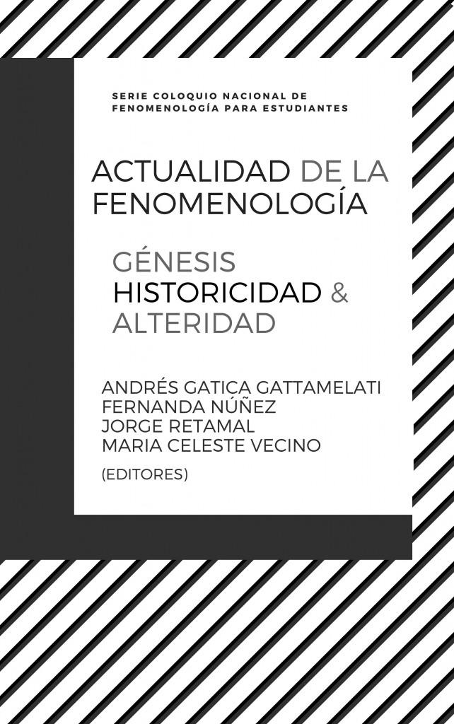 Actualidad de la fenomenología