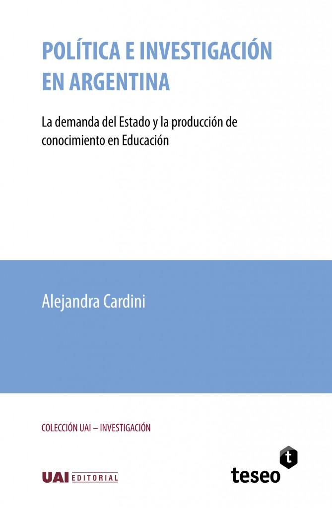 Política e investigación en Argentina