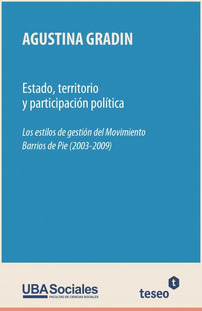 Estado, territorio y participación política