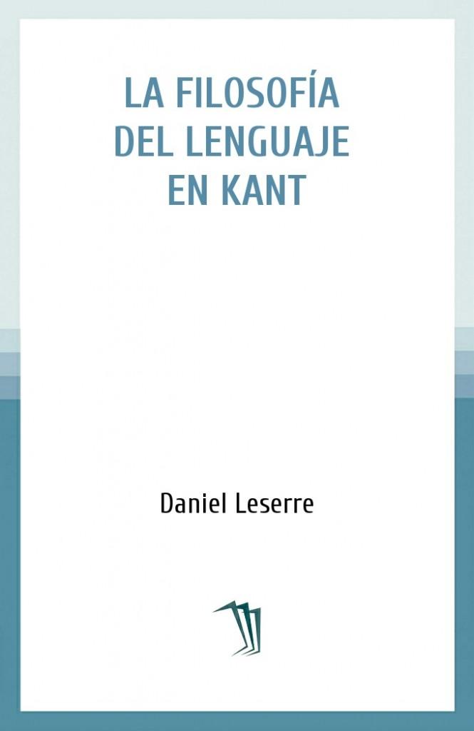 La filosofía del lenguaje en Kant