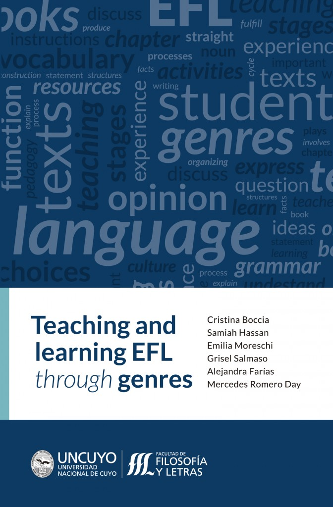 Teaching and learning EFL through genres