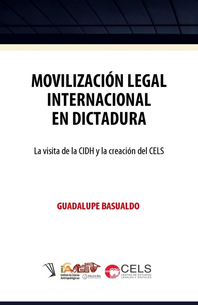Movilización legal internacional en dictadura
