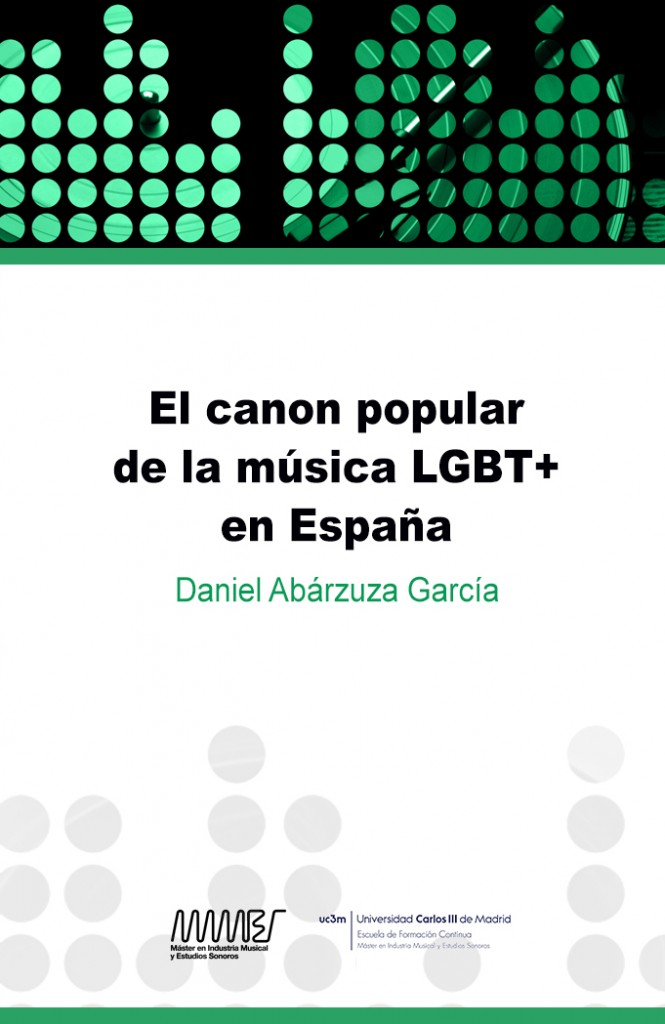 El canon popular de la música LGBT+ en España