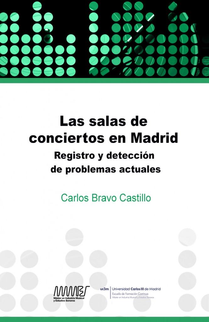 Las salas de conciertos en Madrid