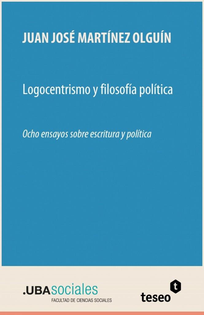 Logocentrismo y filosofía política