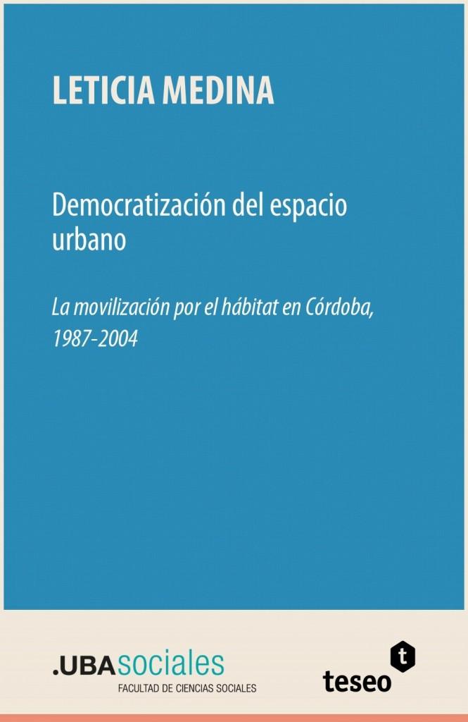 Democratización del espacio urbano