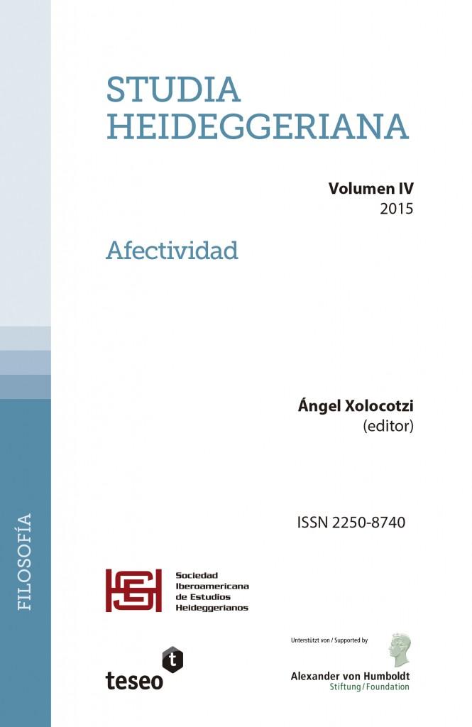 Studia Heideggeriana IV