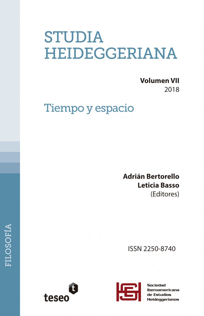 Studia Heideggeriana VII