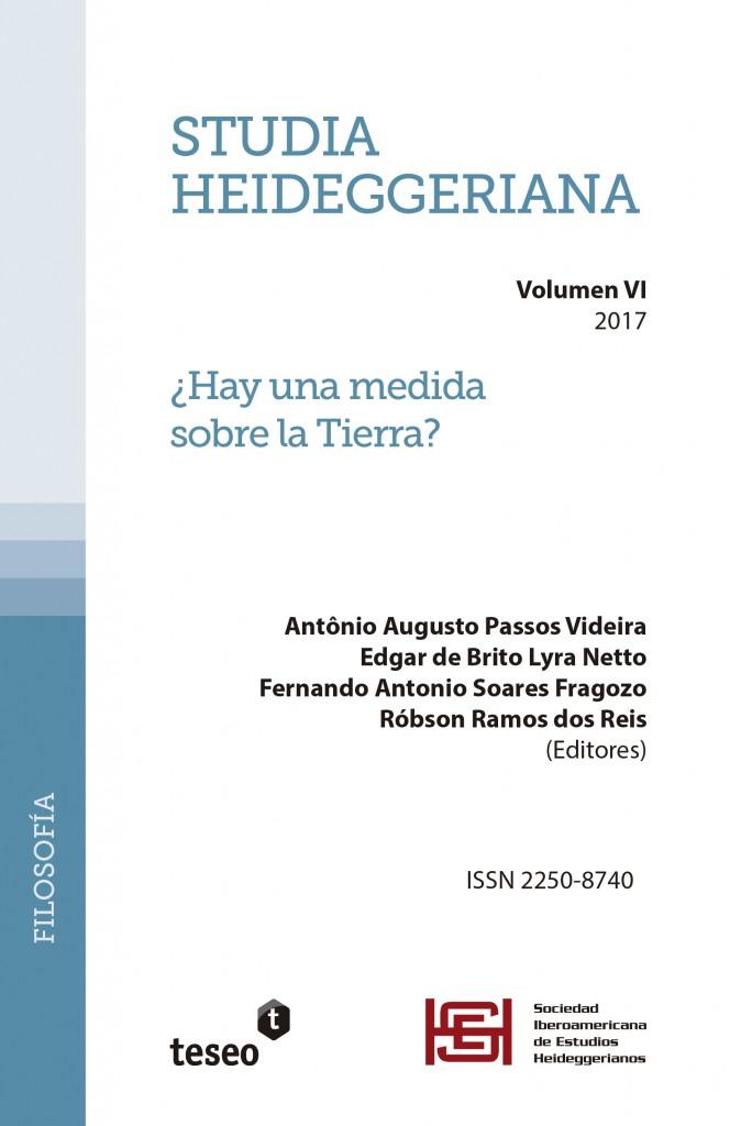 Studia Heideggeriana VI