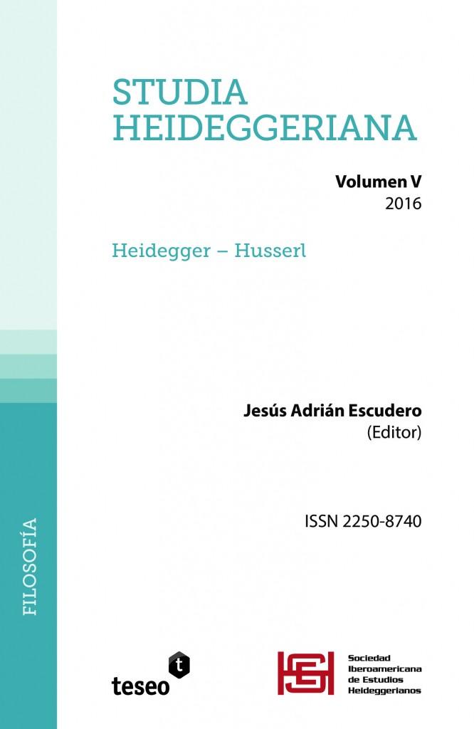 Studia Heideggeriana V