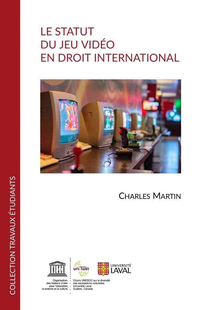 Le statut du jeu vidéo en droit international