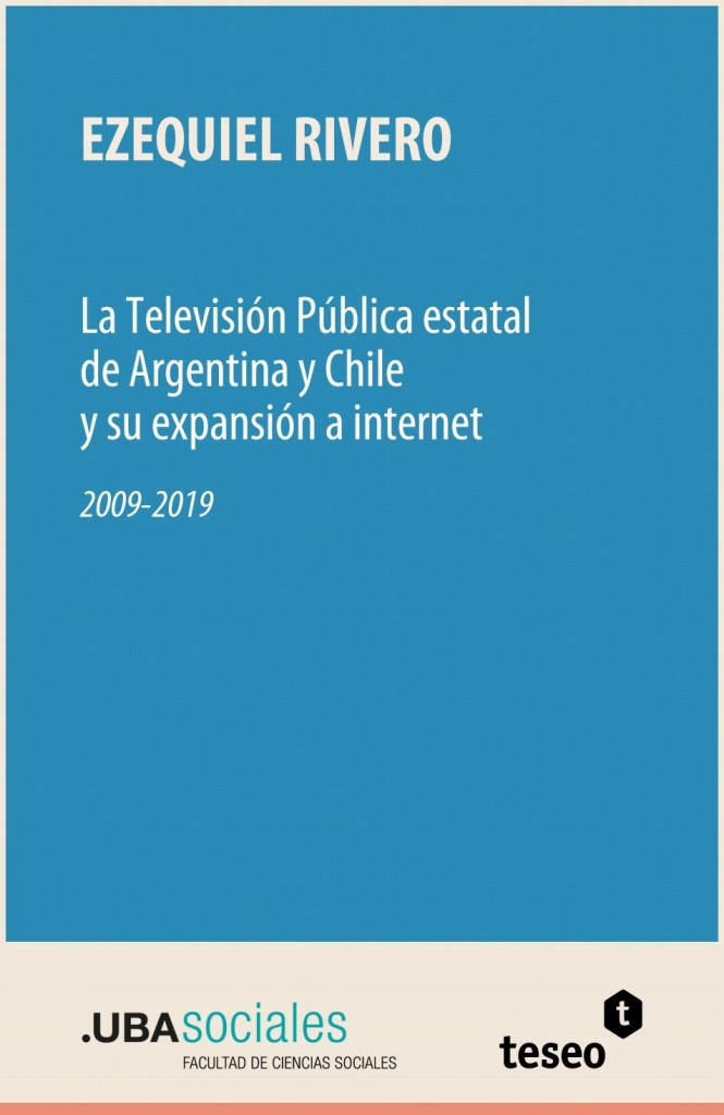 La Televisión Pública estatal de Argentina y Chile y su expansión a internet