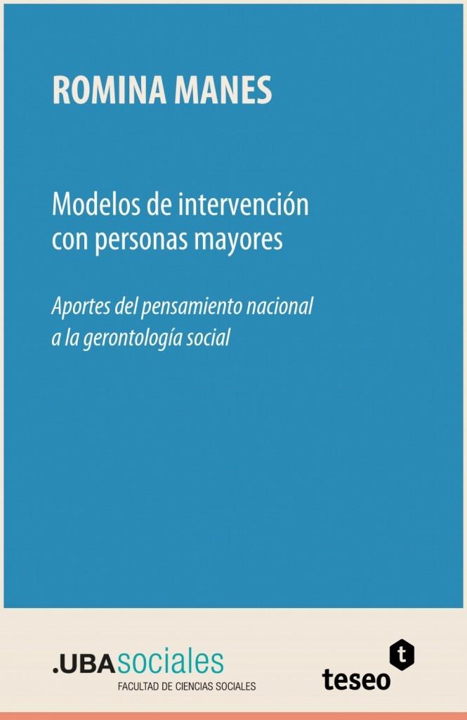 Modelos de intervención con personas mayores