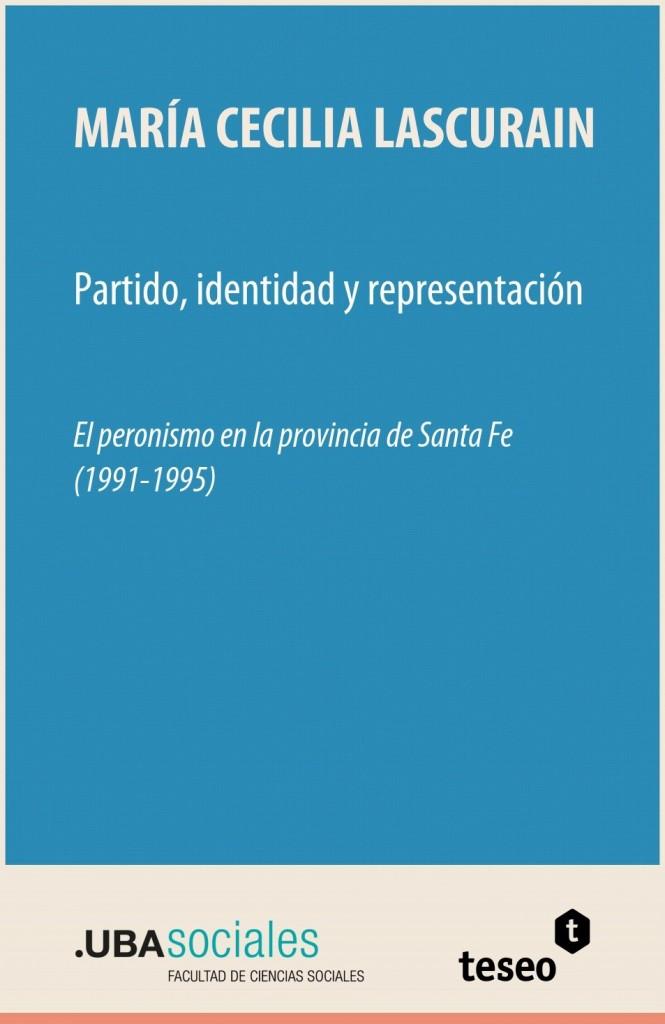 Partido, identidad y representación